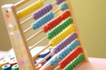 Early childhood abacus