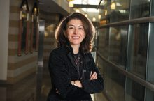 Marketing Professor Aysen Bakir