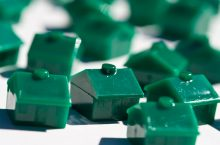 monopoly game house pieces