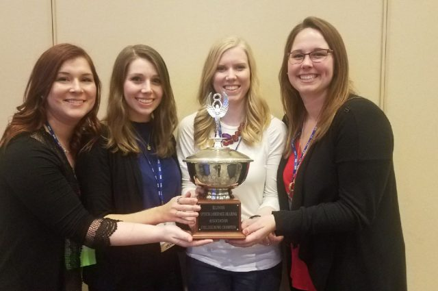 CSD Team takes first place at the ISHA College Bowl article thumbnail