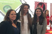 employers share about their diversity initiatives at a CCN event
