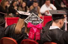 Graduation doesn't mean it's time to take a break