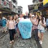 Future Redbird teachers on a study abroad trip in Taiwan.