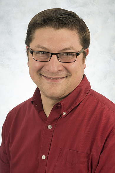 Headshot of Chris Roberts