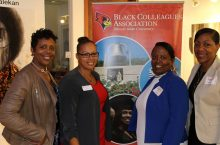 Members of the Black Colleagues Association
