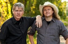 Image of Switchback performers Brian FitzGerald and Martin McCormack.