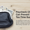 IRS creates 'Paycheck Checkup' flyer article thumbnail