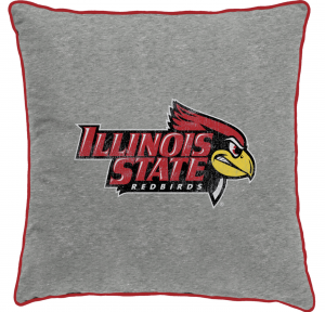 Illinois State Redbirds pillow