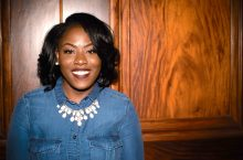 Illinois State University School of Communication alumna Natilie Williams