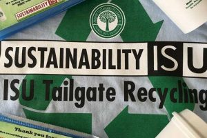 ISU tailgate recycling initiative: Round up on day one article thumbnail
