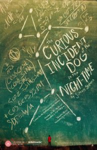 Performances of <I>The Curious Incident of the Dog in the Night-Time</I> open October 26.