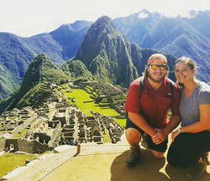 Dylan and Kelli Brown left their jobs last February for a year-long backpacking trip in South America. They climbed the 1,700 steps to Machu Picchu, biked along a sea wall in the Galapagos Islands and drove on the Salt Flats in Bolivia.