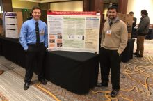 Khoury and Shah place first in the 2018 ATMAE student poster competition article thumbnail