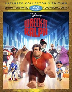 Wreck-it Ralph movie cover