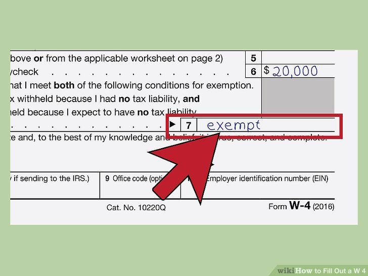 2018 exempt Form W-4 - News - Illinois State