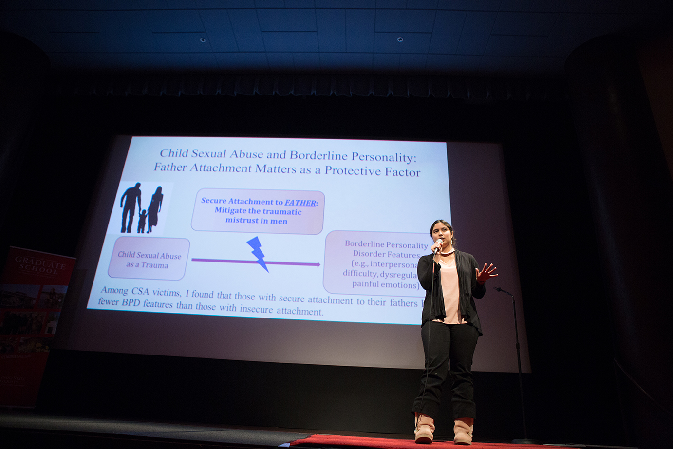 Photos, videos, winners from ISU's Three Minute Thesis competition