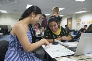 Chicago high school students get the opportunity to dive into math research each summer as part of Distinguished Professor Saad El-Zanati's camp.
