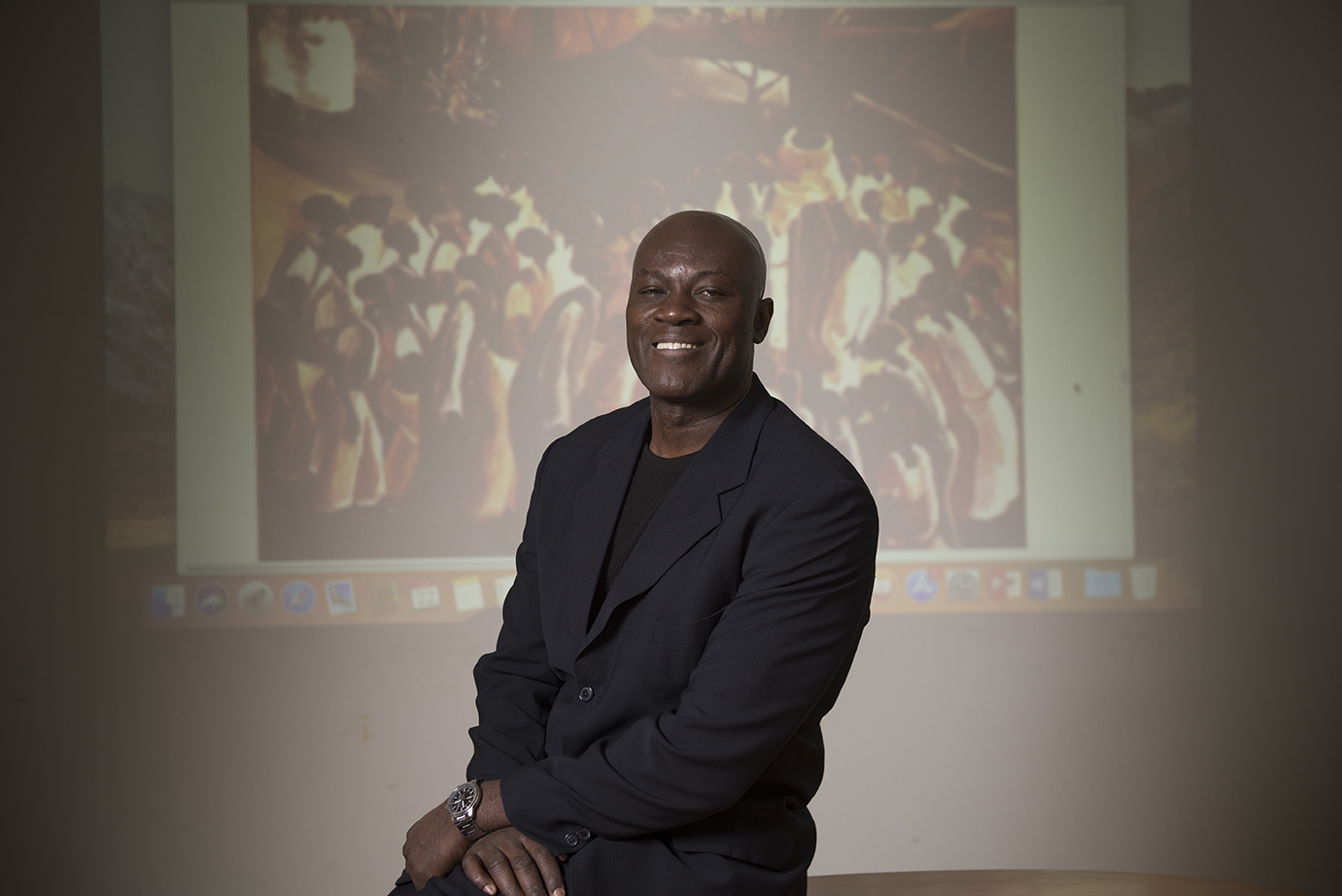 Angelo Kakande, Ph.D.
