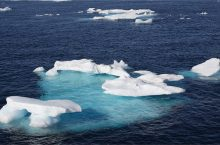 image of arctic ice from DepositPhotos