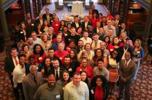 Legacy of Leadership attendees
