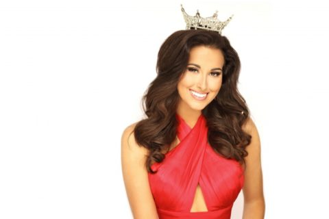 Ariel Beverly is this year's Miss Illinois.