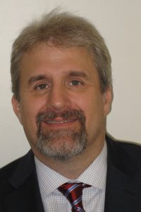Scott Seeman, interim chairperson for the Department of Communication Sciences and Disorders