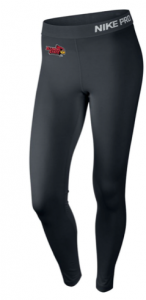 Nike black performance leggings