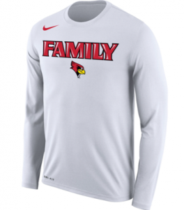 "Redbirds ""Family"" long-sleeve shirt"