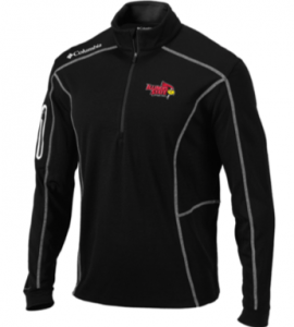 Redbirds Columbia men's quarter-zip
