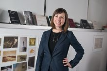 University Galleries Director Kendra Paitz