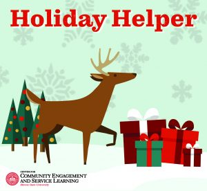 2019 Holiday Helper graphic