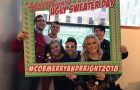 College of Business' second annual ugly sweater party article thumbnail