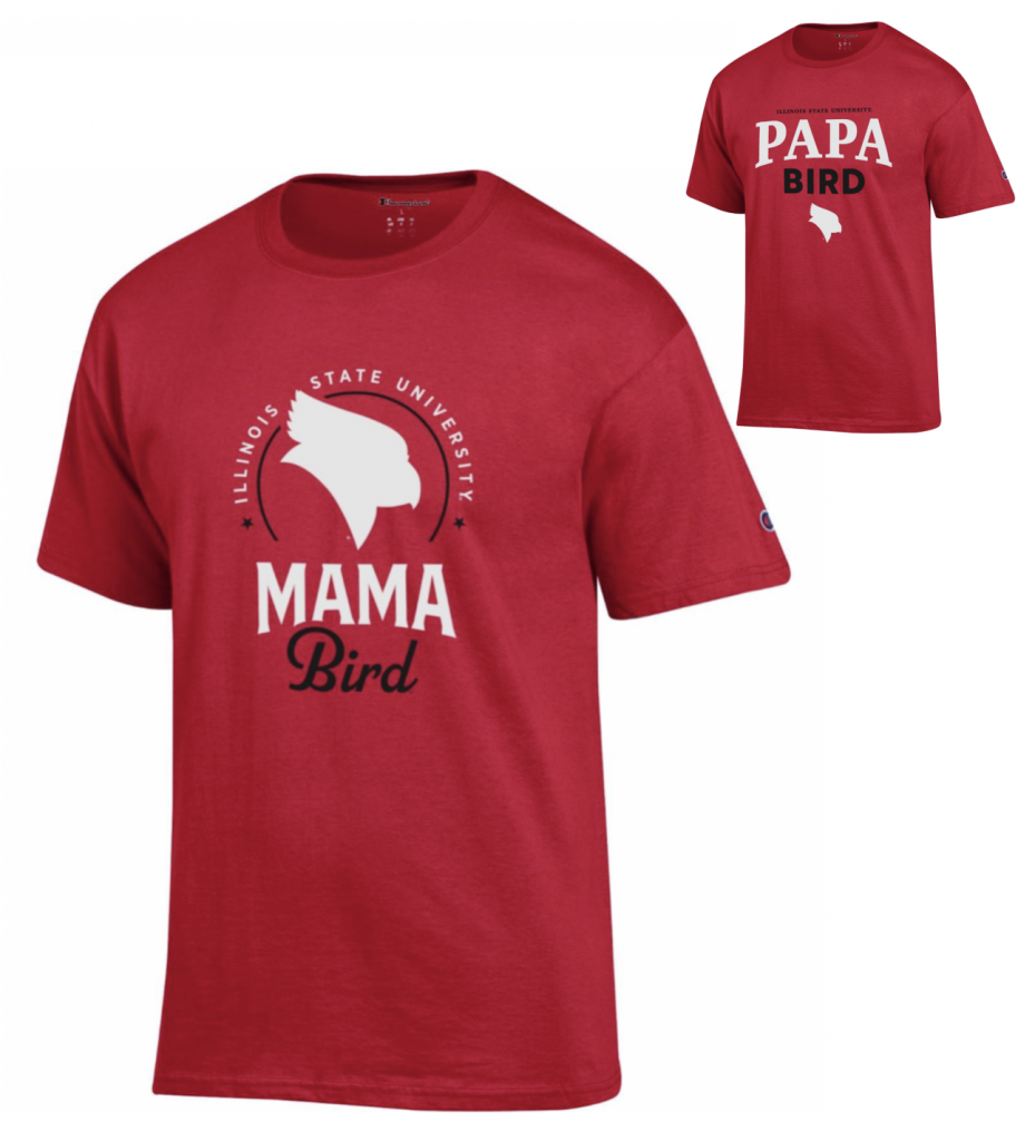 Mama and Papa Bird T-shirts