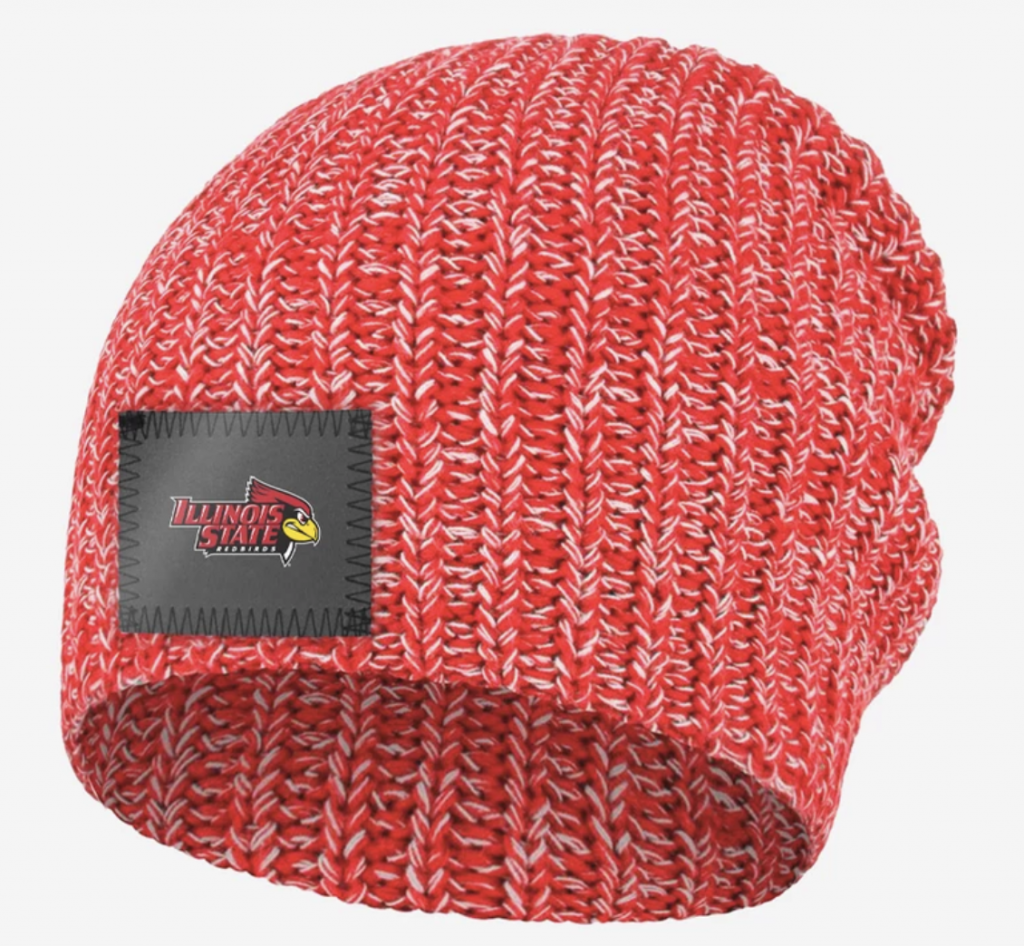 Love Your Melon Hat with Illinois State Logo