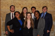 mock trial team seven members