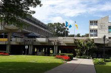 campus of Universidad Rafael Landívar in Guatemala