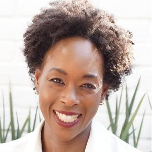 headshot of Margo Shetterly