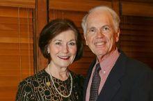 Donors Susan and Stephen Kern M.B.A. '80