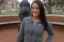 Kinesiology and Recreation student Danielle D'amato