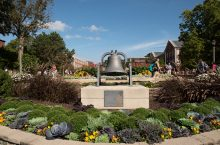 Campus pic of the bell