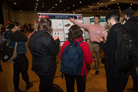 University Research Symposium hosted in ISU ReD article thumbnail