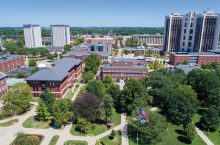 Illinois State University Quad
