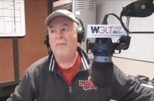 Jon Norton in studio