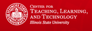 Logo for Center for Teaching, Learning, and Technology at Illinois State University