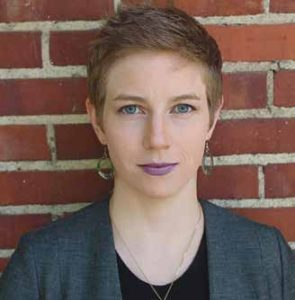 Dr. Shelby Putt, biological anthropologist and assistant professor of anthropology at Illinois State University in the Department of Sociology and Anthropology.