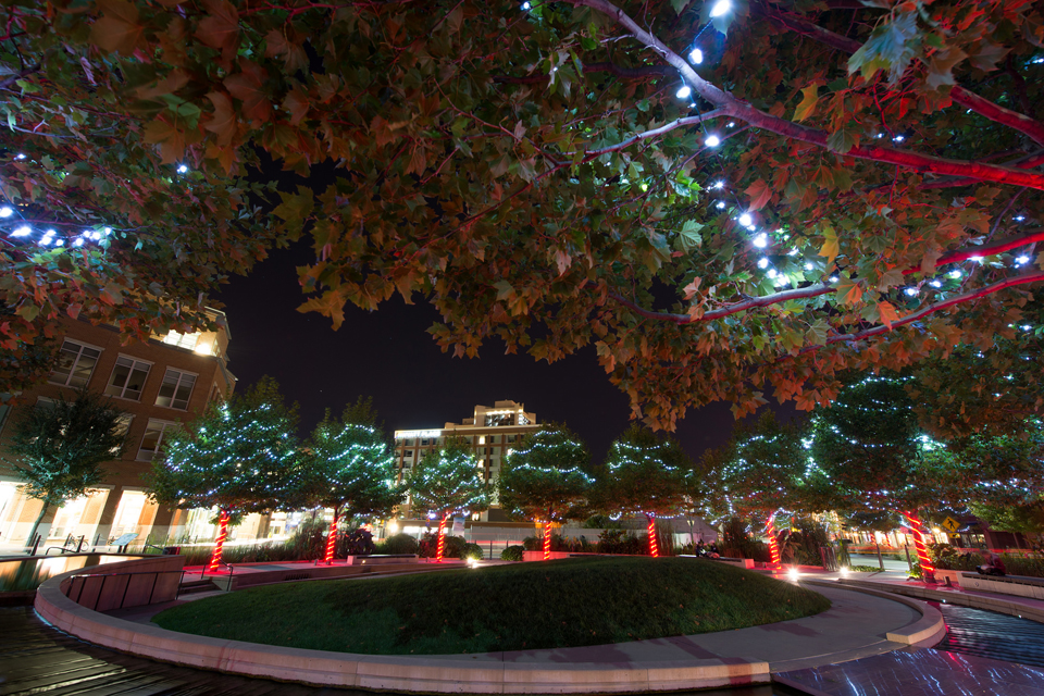 town of normal homecoming tree lighting ceremony events illinois