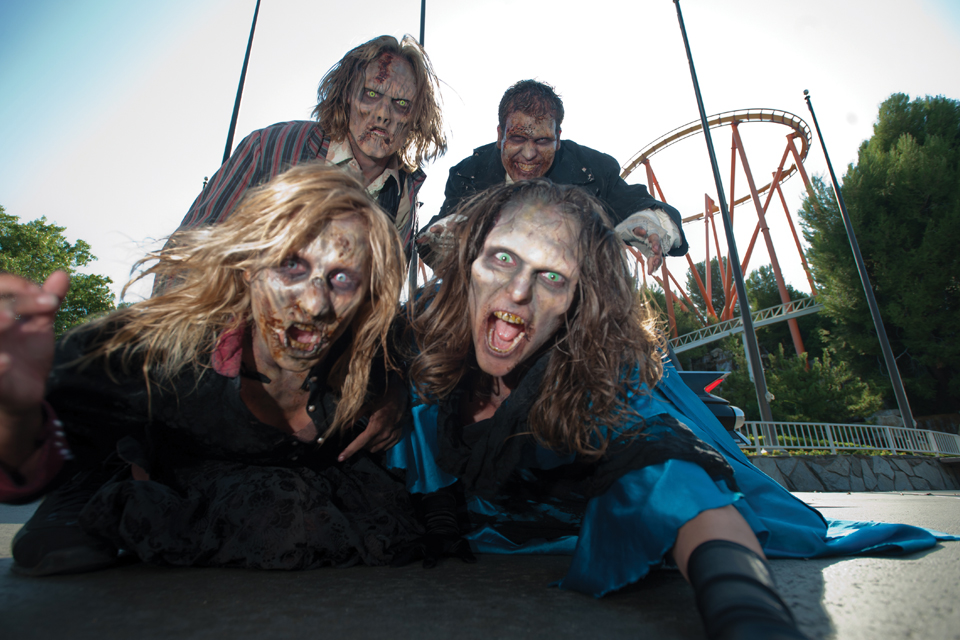 to help celebrate halloween and get a few scares in this fall illinois state university is offering heavily discounted tickets to six flags fright fest at